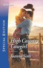 High Country Cowgirl ebook by Joanna Sims