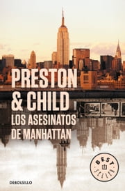 Los asesinatos de Manhattan (Inspector Pendergast 3) ebook by Douglas Preston
