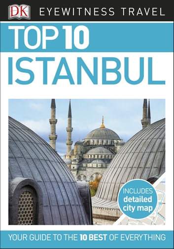 Top 10 Istanbul ebook by DK Travel