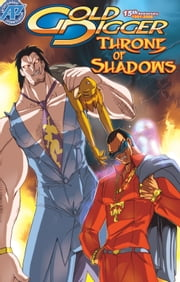 Gold Digger: Throne of Shadows #2 ebook by Fred Perry, Craig Babiar