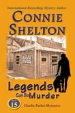 Legends Can Be Murder: Charlie Parker Mystery #15