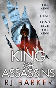 King of Assassins ebook by RJ Barker