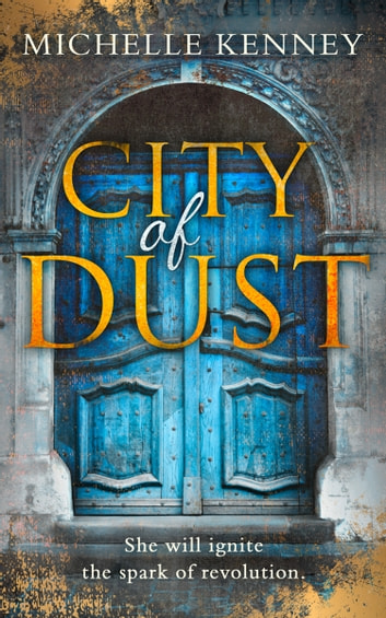 City of Dust ebook by Michelle Kenney