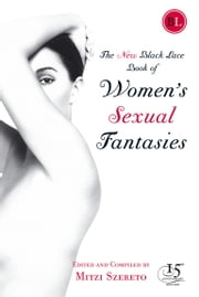 The New Black Lace Book of Women's Sexual Fantasies ebook by Mitzi Szereto
