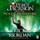 Percy Jackson and the Sea of Monsters (Book 2) audiobook by Rick Riordan