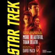 More Beautiful Than Death livre audio by David Mack