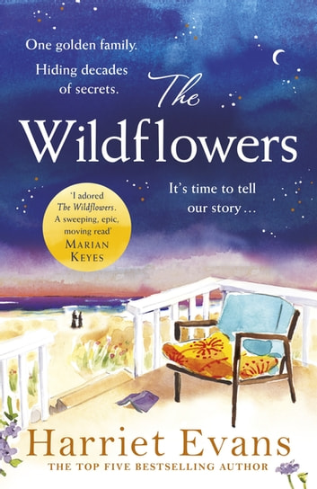 The Wildflowers - the Richard and Judy Book Club summer read 2018 ekitaplar by Harriet Evans