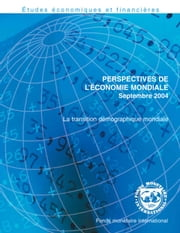World Economic Outlook, September 2004 (EPub) ebook by International Monetary Fund. Research Dept.
