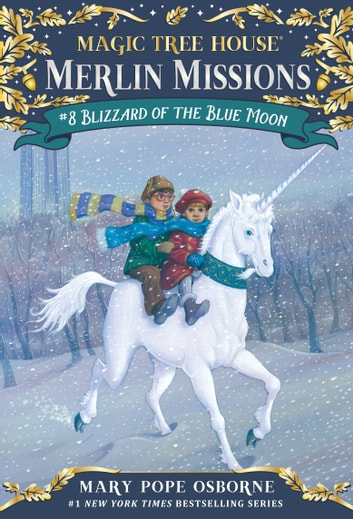 Blizzard of the Blue Moon ebook by Mary Pope Osborne