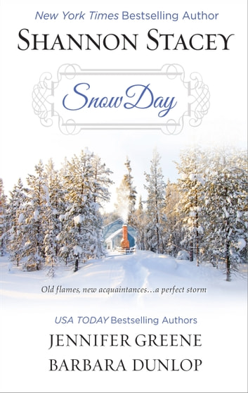Snow Day - Heart of the Storm\Seeing Red\Land's End ebook by Shannon Stacey,Jennifer Greene,Barbara Dunlop