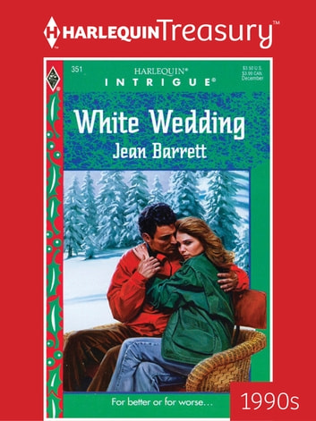 White Wedding ebook by Jean Barrett