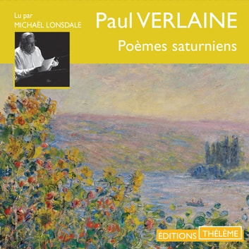 Poèmes saturniens audiobook by Paul Verlaine