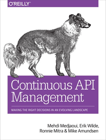 Continuous API Management - Making the Right Decisions in an Evolving Landscape ebook by Mehdi  Medjaoui,Erik  Wilde,Ronnie Mitra,Mike Amundsen
