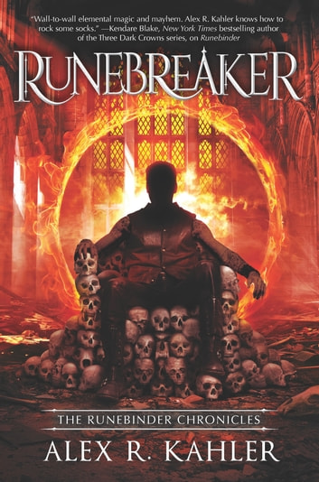 Runebreaker ebook by Alex R. Kahler