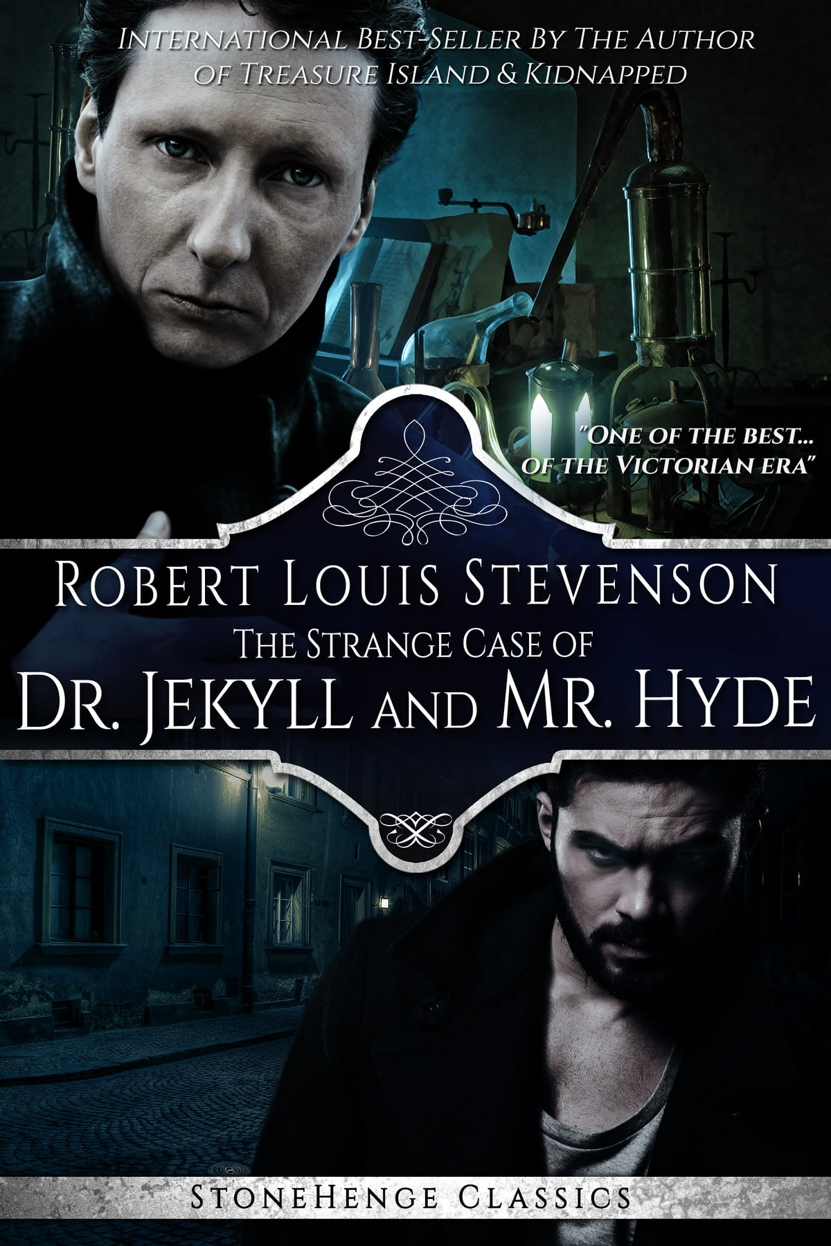 The Strange Case of Dr. Jekyll and Mr. Hyde (Stonehenge