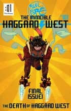The Death of Haggard West ebook by Paul Pope, Paul Pope