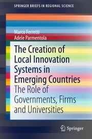 The Creation of Local Innovation Systems in Emerging Countries - The Role of Governments, Firms and Universities ebook by Marco Ferretti,Adele Parmentola