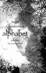 alphabet ebook by Inger Christensen