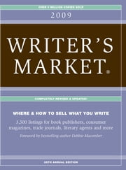 2009 Writer's Market - Listings ebook by Robert Brewer