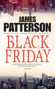 Black Friday eBook by James Patterson