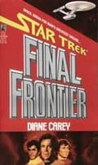 Final Frontier ebook by Carey, Diane