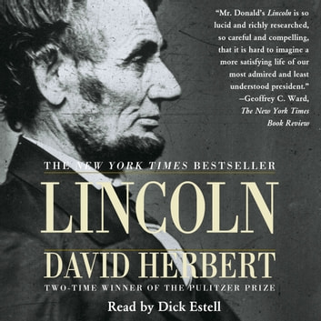 Lincoln audiobook by David Herbert Donald