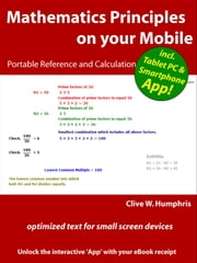 Mathematics Principles on your Mobile ebook by Clive W. Humphris