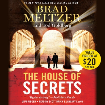 The House of Secrets audiobook by Brad Meltzer,Tod Goldberg