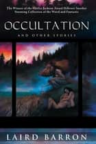 Occultation ekitaplar by Laird Barron