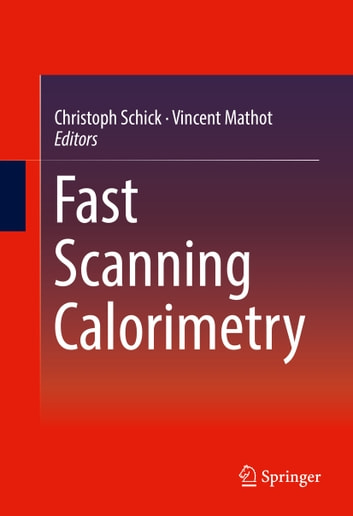 Fast Scanning Calorimetry ebook by