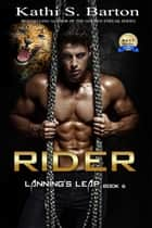 Rider - Lanning's Leap ebook by