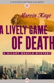 A Lively Game of Death ebook by Marvin Kaye