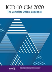 ICD-10-CM 2020 The Complete Official Codebook ebook by American Medical Association