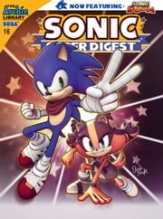 Sonic Super Digest #16 ebook by Sonic Scribes