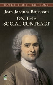 On the Social Contract ebook by Jean-Jacques Rousseau