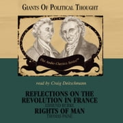 Reflections on the Revolution in France and Rights of Man audiobook by George H. Smith, George H. Smith, Pat Childs,...