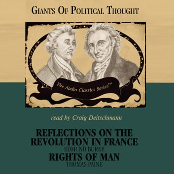 Reflections On The Revolution In France And Rights Of Man Audiolibro