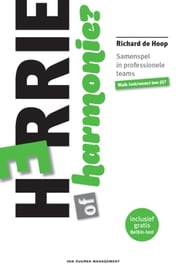 Herrie of harmonie? ebook by Richard de Hoop