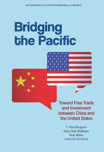 Bridging The Pacific Ebook By C Fred Bergsten 9780881326925