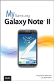 My Samsung Galaxy Note II ebook by Craig James Johnston,Guy Hart-Davis