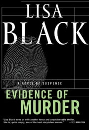Evidence of Murder ebook by Lisa Black