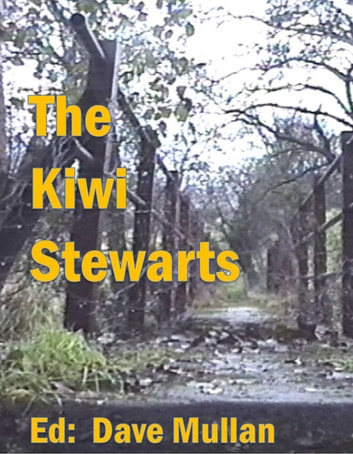 The Kiwi Stewarts ebook by Dave Mullan
