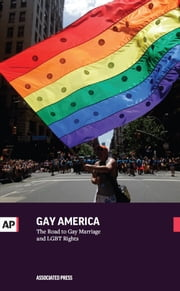 Gay America - The Road to Gay Marriage and LGBT Rights ebook by Associated Press