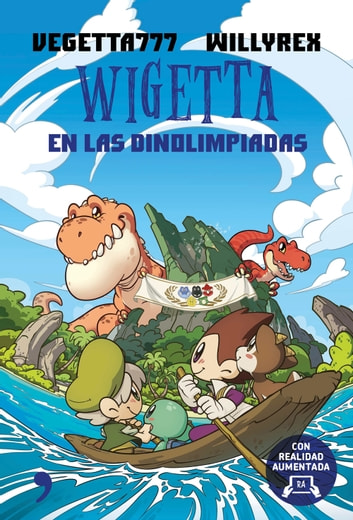 5. Wigetta en las Dinolimpiadas ebook by Vegetta777 y Willyrex