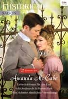Historical Saison Band 30 eBook by Amanda McCabe