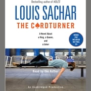 The Cardturner audiobook by Louis Sachar