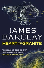 Heart of Granite - Blood & Fire 1 電子書 by James Barclay