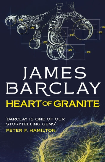 Heart of Granite - Blood & Fire 1 ebook by James Barclay