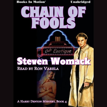Chain of Fools audiobook by Steven Womack