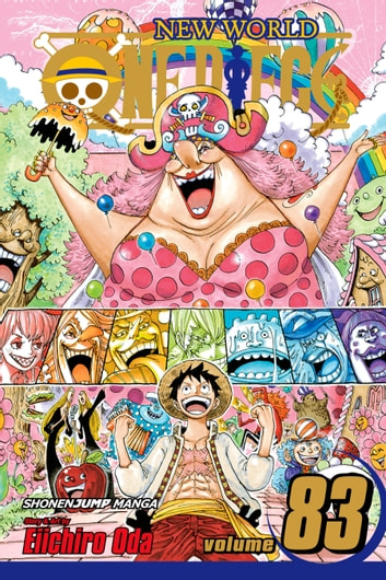 One Piece, Vol. 83 - Emperor of the Sea, Charlotte Linlin ebook by Eiichiro Oda